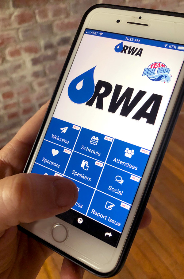 ORWA Conference Mobile App
